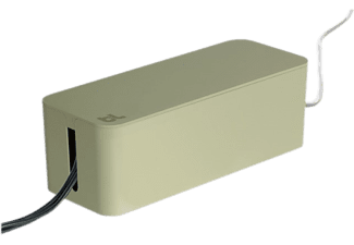 BLUELOUNGE CableBox - Kabelmanagement-Box (Beige)