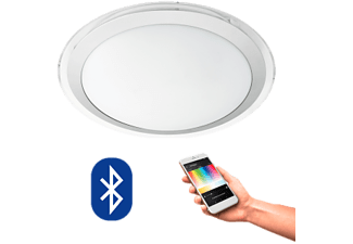EGLO 96818 COMPETA CONNECT, Bluetooth LED-Deckenleuch EGLO 96818 COMPETA-C Weiss