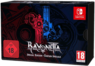 Switch - Bayonetta 2 - Special Edition /Mehrsprachig