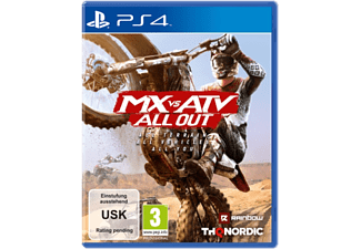 PS4 - MX vs ATV All Out /D