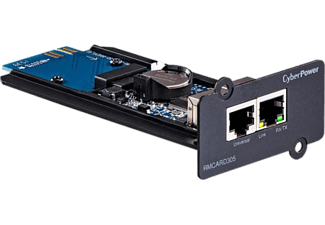 CYBERPOWER SNMP CARD SLOT IN FOR Fernverwaltungsadapter Schwarz