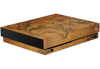 EPIC SKIN Skin Xbox One X 3M - Atlas - Brun - (-)