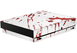 EPIC SKIN Skin Xbox One X 3M Epic Skin Xbox One X 3M Weiss / Rot