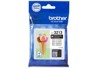 BROTHER LC3213BK Brother LC3213BK Schwarz