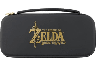 PDP Zelda Guardian Edition - Étui - Pour Nintendo Switch - Noir/Or - -