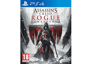 PS4 - AC Rogue Remastered /Multilingue