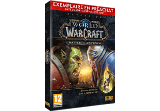 BLIZZARD CDX WOW BATTLE FOR AZEROTH /F