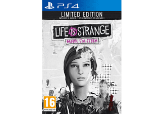 PS4 - Life is Strange: Before the Storm - Limited Edition /I