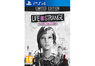 PS4 - Life is Strange: Before the Storm - Limited Edition /D
