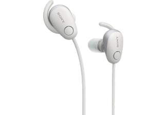 SONY WI-SP600NW - Écouteur Bluetooth (In-ear, Blanc)