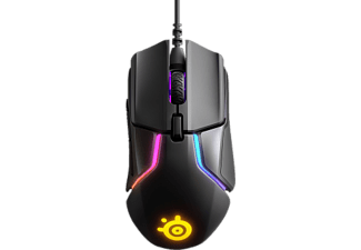 STEELSERIES Rival 600 Gaming-Maus Schwarz