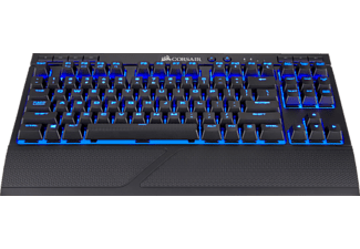 CORSAIR K63 Wireless - Tastiera da gaming - CH Layout - Nero - (-)