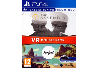 PS4 - The Assembly VR&Perfect VR /Multilingue