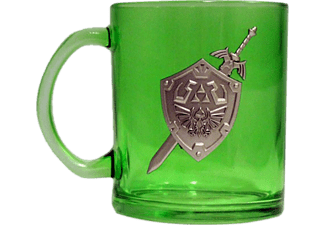 JUST FUNKY MUG ZELDA GLASS 480ML - (-)