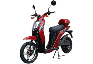 HITEC Roller HTCM 500 Scooter Rosso