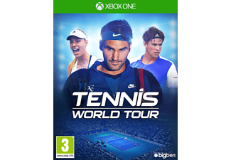 Xbox One - Tennis World Tour /D/F