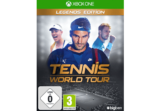Xbox One - Tennis World Tour Legends /D/F