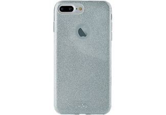 PURO Shine Cover - Custodia - Per iPhone 6 Plus/6s Plus/7 Plus/8 Plus - Blu chiaro - -