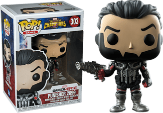 FUNKO FIGURE MARVEL PUNISHER 2099 (9CM)
