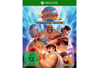 Xbox One - Street Fighter 30th Anniversary /Mehrsprachig