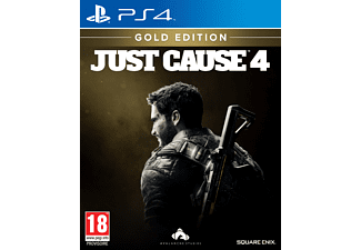 Just Cause 4 Gold Edition UK/FR PS4