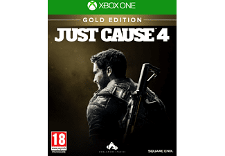 Just Cause 4 Gold Edition UK/FR Xbox One