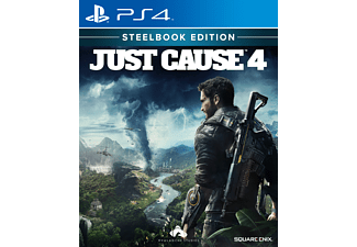 Just Cause 4 Steelbook Edition UK/FR PS4