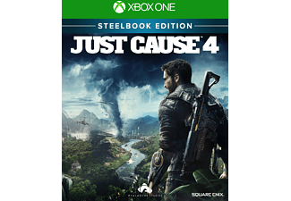 Just Cause 4 Steelbook Edition UK/FR Xbox One