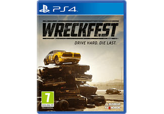 Wreckfest UK/FR PS4