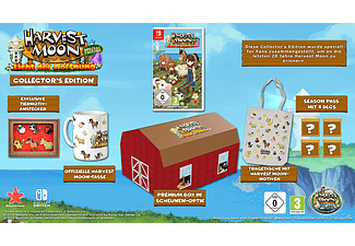 Harvest Moon Light of Hope - Collectors Edition - Nintendo Switch