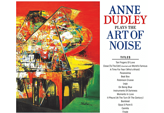 Anne Dudley - Plays The Art Of Noise (CD)