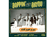 VARIOUS - Boppin' By The Bayou-Flip,Flop & Fly [CD]
