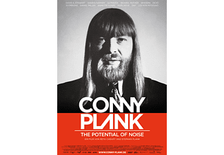 CONNY PLANK-THE POTENTIAL OF NOISE - (DVD)