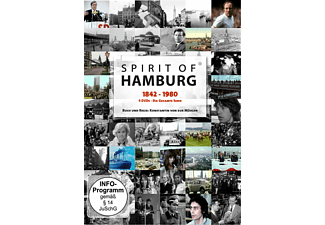 SPIRIT OF HAMBURG - 135 JAHRE 1842-1980 - (DVD)