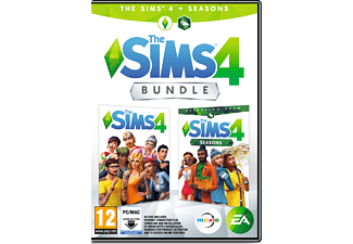 Sims 4 Plus Seasons Bundle PC