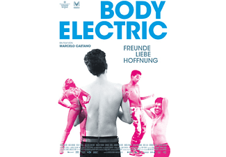 BODY ELECTRIC - EIN FILM VON MARCELO CAETANO - (DVD)
