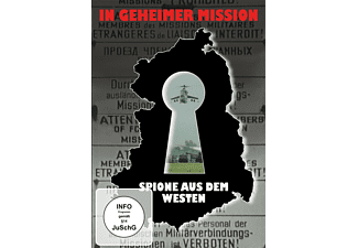 IN GEHEIMER MISSION - (DVD)