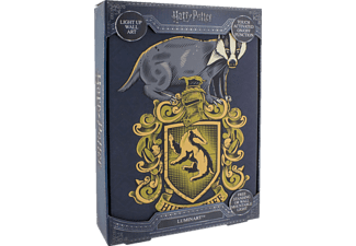 PALADONE PRODUCTS Hufflepuff Luminart Leuchte, Mehrfarbig