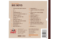 The Crystalairs - Big Boys (40 Pages CD Book) [CD]