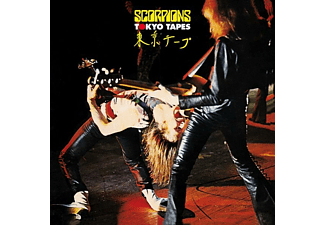 Scorpions - Tokyo Tapes - (CD)