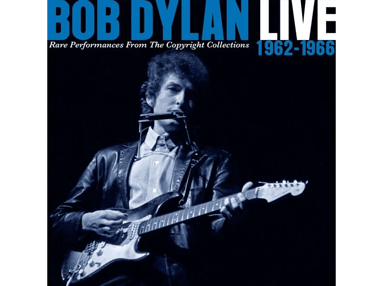 Bob Dylan - Live 1962-1966-Rare Performances From The Copyri [CD]