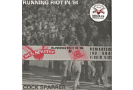 Cock Sparrer - Running Riot In '84/Live And Loud [Vinyl]