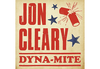 Jon Cleary - Dyna-Mite - (CD)