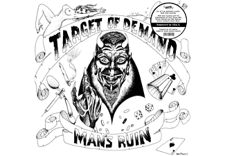 Target Of Demand - man''s ruin - (Vinyl)