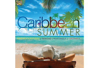 VARIOUS - Caribbean Summer - (CD)