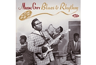 VARIOUS - Music City Blues & Rhythm [CD]