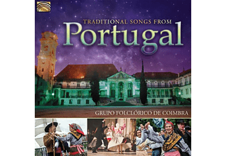 Grupo Folclorico De Coimbra - Traditional Songs From Portugal - (CD)