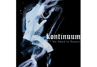 Kontinuum - No Need To Reason (Black Vinyl) - (Vinyl)