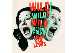 Robbie & Linda Gai Fulks - Wild! Wild! Wild! (Heavyweight LP+MP3) - (LP + Download)