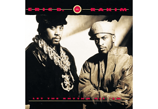 Eric B. & Rakim - Let The Rhythm Hit 'em (2LP) - (Vinyl)